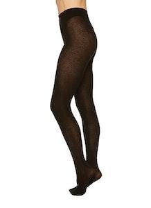 Swedish Stockings Alice - Premium Cashmere Tights - Black