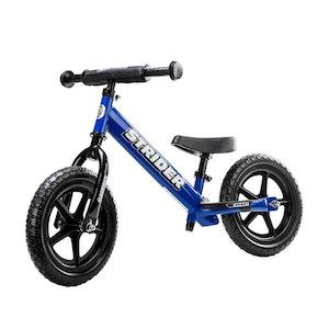 "Strider 12"" Sport Balance Bike - Blue"