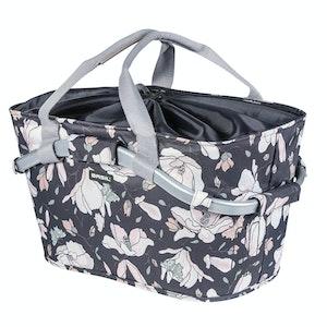 Basil Magnolia Carry All Rear Basket Pastel Powders
