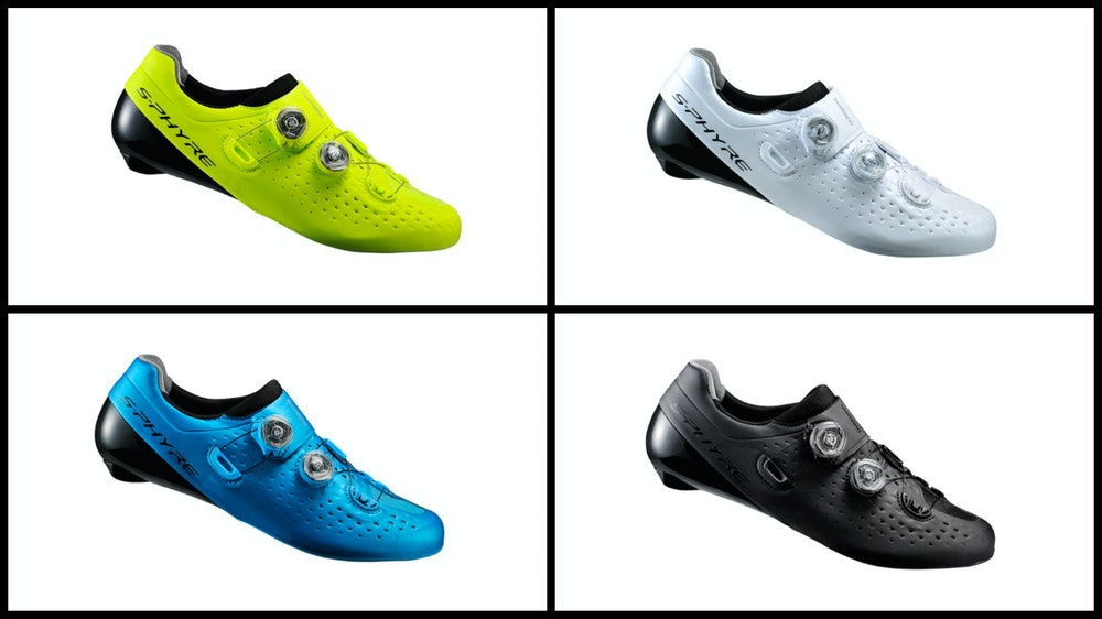 shimano s phyre rc9 road shoe review bikeexchange 4