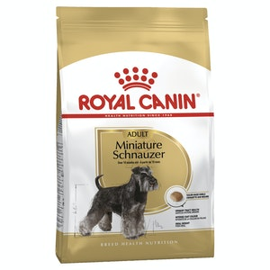 Royal Canin Breed Nutrition Dog Miniature Schnauzer 3kg
