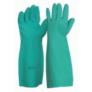 Nitrile Chemical Glove - 46cm