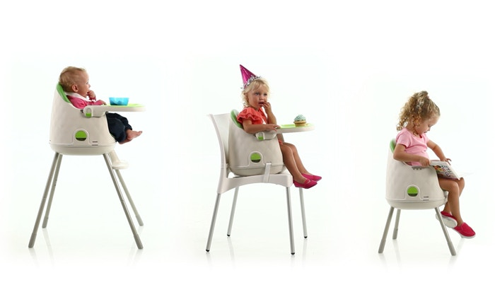 Keter's Multi-Dine High Chair