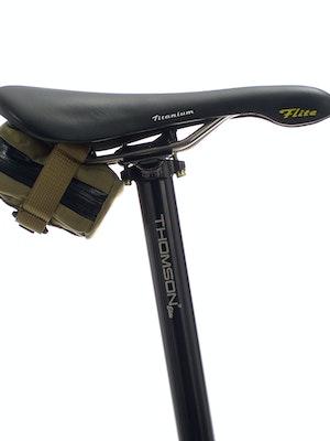skingrowsback Plan B Micron Saddle Bag Arid