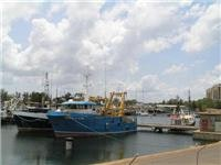 Big prawn boats, Darwin
