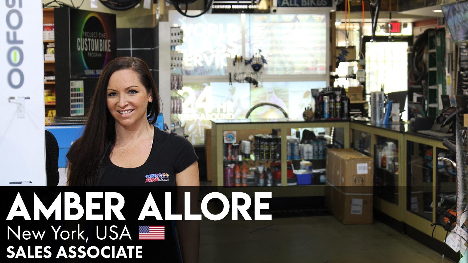 Amber Allore