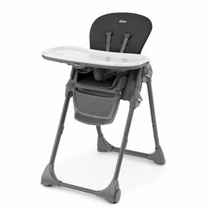 Chicco Polly Highchair Black