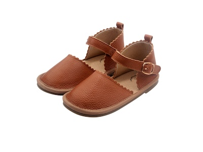 Wildchase The Sweetheart Collection - 100% Textured Leather - Tan