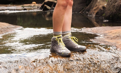 Gear Nerds: Jack Wolfskin Rocksand Hiking Boots