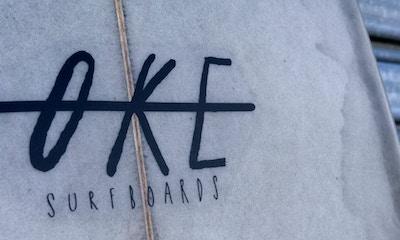 OKE Surfboards - Custom Board Gallery