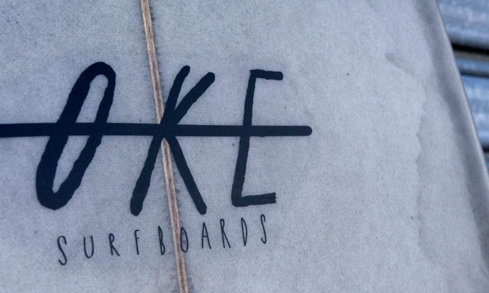 OKE Surfboards - Custom Board Gallery