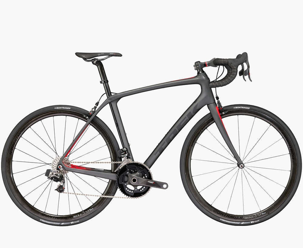 fullpage Trek Domane SLR 9 eTap 2017 Road Bike BikeExchange