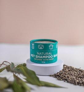 Hemp Collective Natural Pet Shampoo Bar