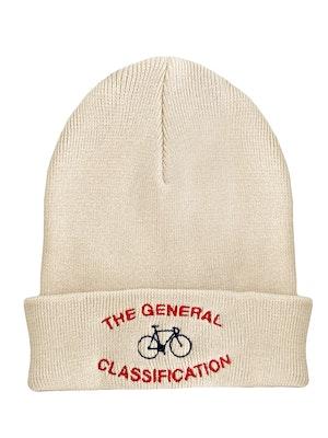 The General Classification Median Bike Logo Beanie Natural