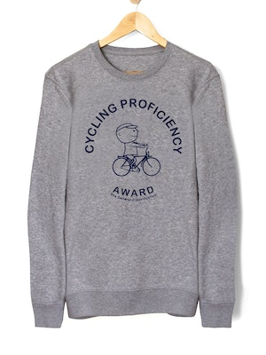 The General Classification Cycling Proficiency Crew Grey