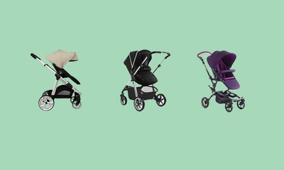 The top 5 trending compact prams & strollers from the Baby & Toddler Show