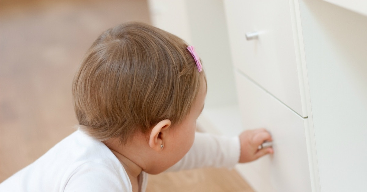 Kids safety tips in the home and out and about