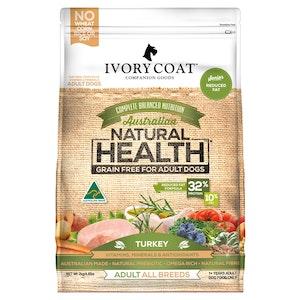 Ivory Coat Reduced Fat Turkey Dry Dog Food