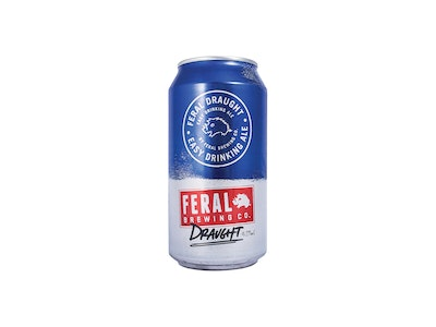 Feral Draught Can 375mL