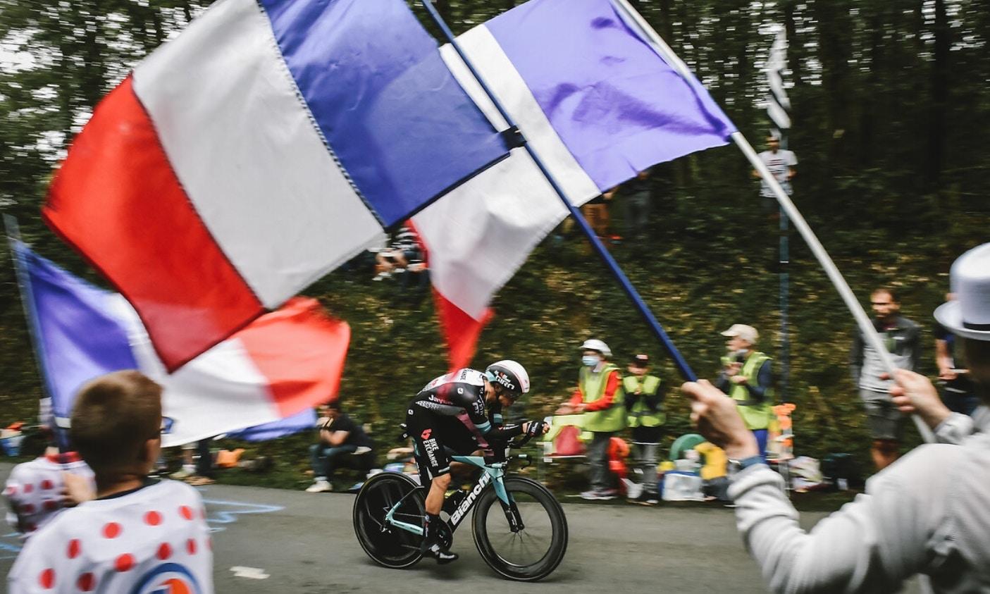Tour de France 2021: samenvatting van de vijfde etappe