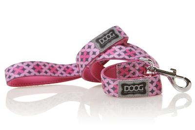 Doog Toto Lead Pink/Grey