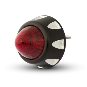 "Custom 2"" Beehive Flush Mount LED Stop / Tail Light"