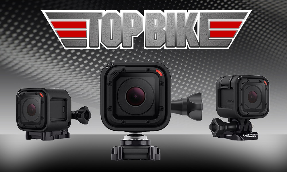 Top Bike Awards - GoPro Hero4 Session