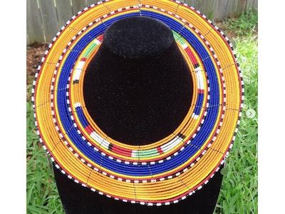 Enkishaa Accessories Beaded necklace