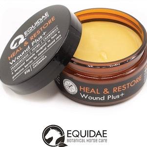 Equidae HEAL & RESTORE Wound Plus+ 95g