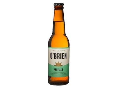O'Brien Gluten Free Pale Ale Bottle 330mL 6 Pack