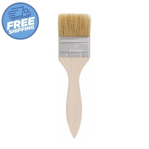 "Paint Brush 2"" / 50mm Disposable Painting Fibreglass Varnish Resin Glue Box 36"