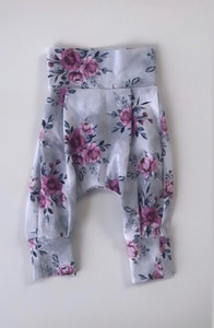 Rose Garden Harem Pants
