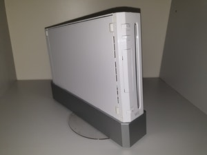 Nintendo Wii Console + Wiimote + Nunchuck + Game RVL 002 #2