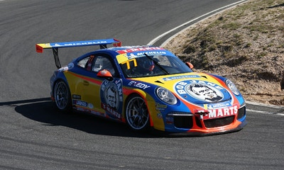 2019 Porsche Michelin GT3 Cup Challenge: Round 1, Symmons Plains Raceways