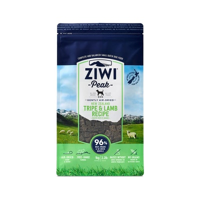 ZiwiPeak ZIWI Peak Air-Dried Tripe & Lamb Recipe For Dogs - 1KG