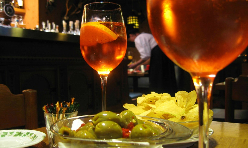 Best Recipes for the Giro – Aperol Spritz