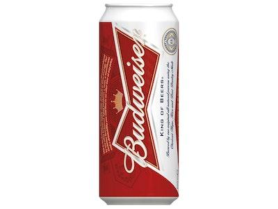 Budweiser Budweiser Lager Can 500mL