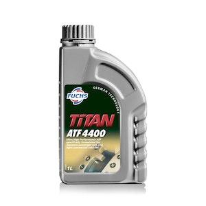 Fuchs Titan ATF 4400 1LT Pack Ultra High Performance Auto Trans Fluid.