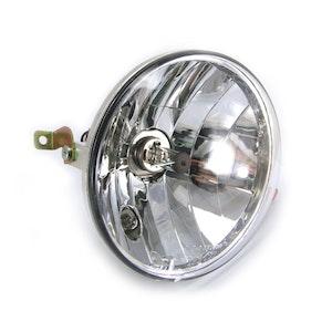 Vespa PX Series High Quality Retro Headlight Assembly