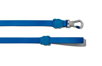 Zee Dog Neopro Adjustable Easy To Clean Dog Leash Blue - 2 Sizes