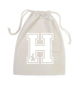 Personalised Varsity Easter Bag