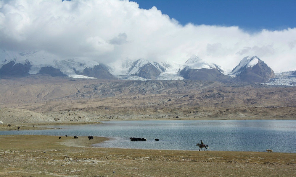 fullpage Karakul lake