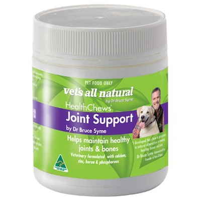 Vets All Natural Health Chews Joint Bone Support for Dogs 270g