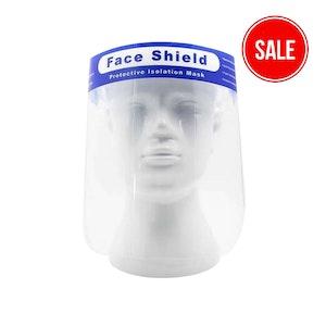 Face Shield (10 Per Pack)