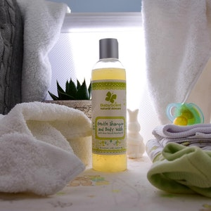 Gentle Shampoo & Body Wash