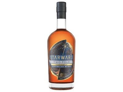 Starward Two Fold Double Grain Australian Whisky 700mL