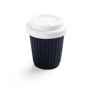 Onya BYO Coffee Cup Small 236ml (8oz) Black