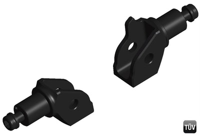 Rizoma Footpeg Adaptors For BMW R Nine T (PE801B)