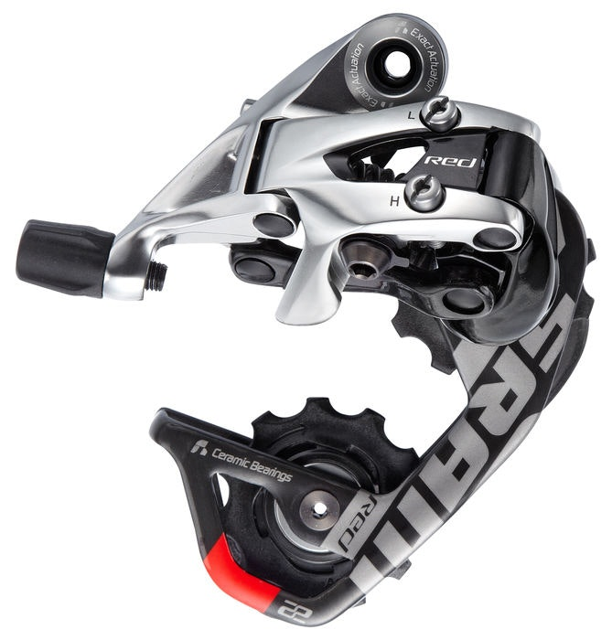 display SRAM RED 22 RD