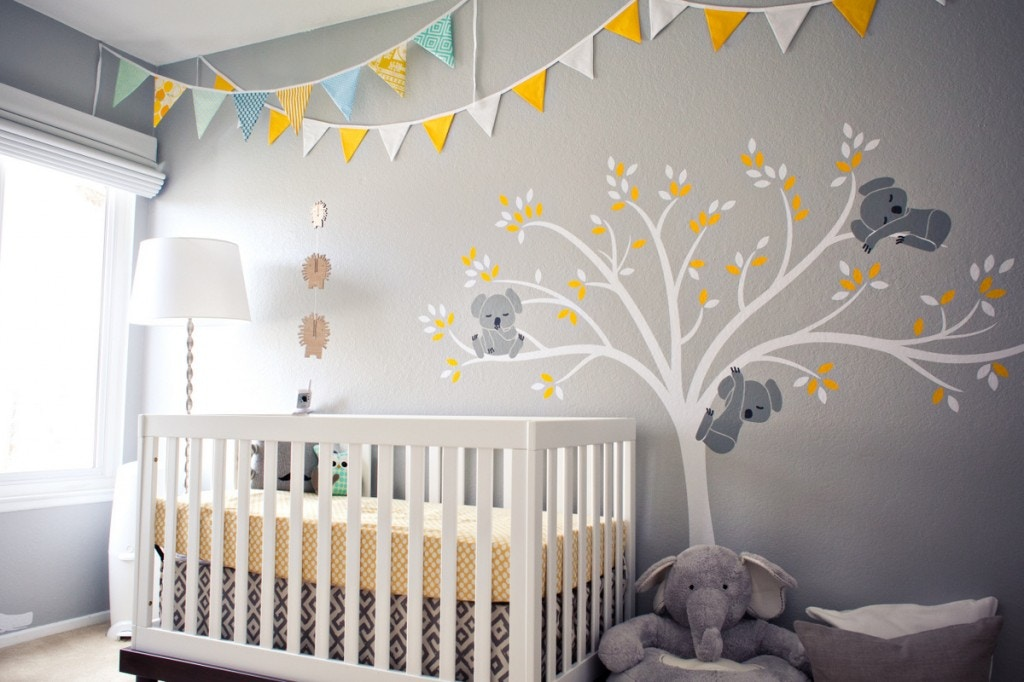 Top Tips For Designing A Beautiful Nursery